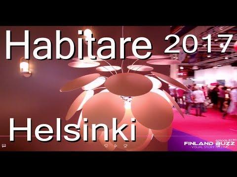 Habitare Helsinki Messukeskus 2017 | Interior Design Trade Show Finland