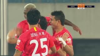 Guangzhou Evergrande finish to…