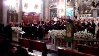 convivium musicum mainz: J. G. Rheinberger - Abendlied (Live in Bari, 25.07.2013)