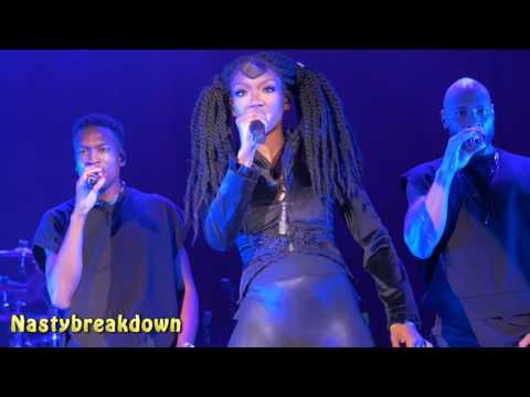 Brandy  What About Us & Full Moon Fillmore Silver Spring 112016