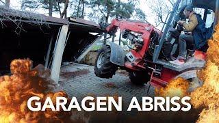 DER ABRISS - Kliemannsche Garagenerweiterung Teil 1
