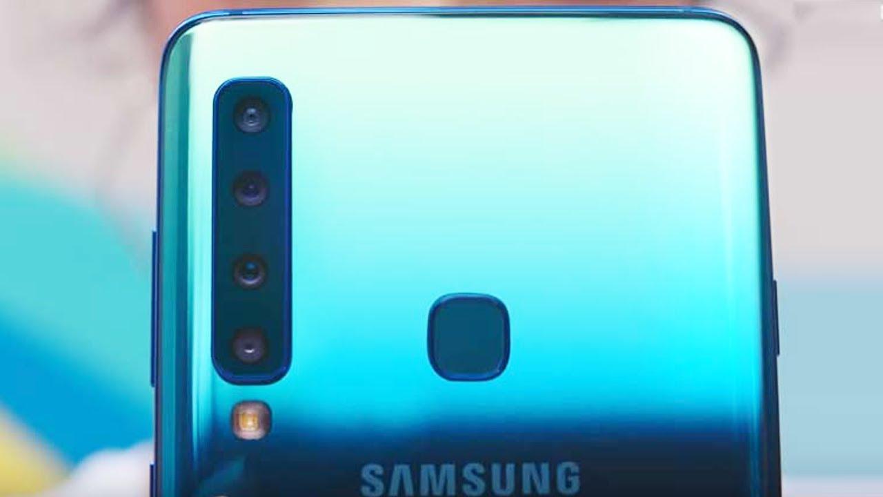 Otobüs Körüğü Gibi 4 Kameralı Telefonu Galaxy A9 Elimizde! (Kutu Açılışı - 4 Yetmez 9 Olsun)