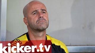"""""""Große Enttäuschung"""": Misslungenes Bosz-Debüt beim BVB"""