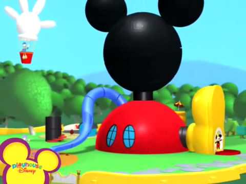 La casa di topolino sigla disney youtube for Disegni georgiani della casa