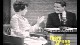 Betty White Interview (Merv Griffin Show 1965)