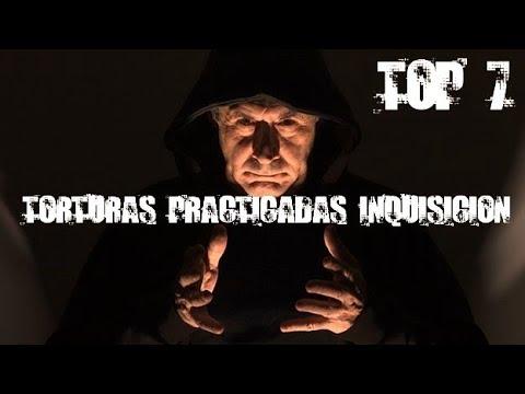 LOS 7 METODOS DE TORTURA MAS CRUELES REALIZADOS POR LA INQUISICIÓN
