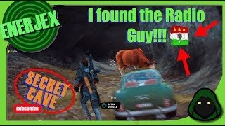 I found the Radio GUY!!! | Just Cause 3