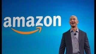 Jeff Bezos: Creating the Amazon empire
