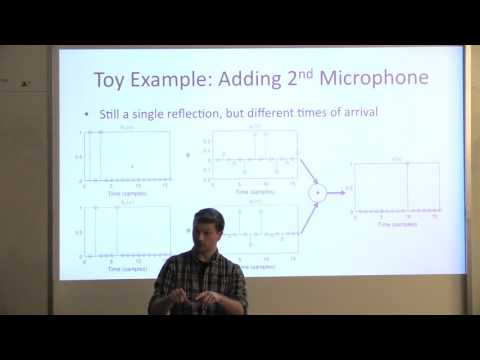 Mark Thomas - Acoustic Channel Equalization for Speech Dereverberation