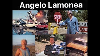 The Dukes of Hazzard Stuntman and Actor - Angelo Lamonea Interview (Part #1)