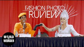 UK Queens Social Media Looks: Fashion Photo RuView at RuPaul's DragCon NYC 2019