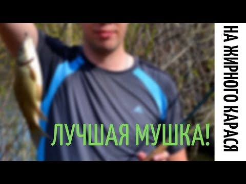 Вяжем мушки. Моя лучшая приманка на карася Нахлыстом! Flytying Bloodworm
