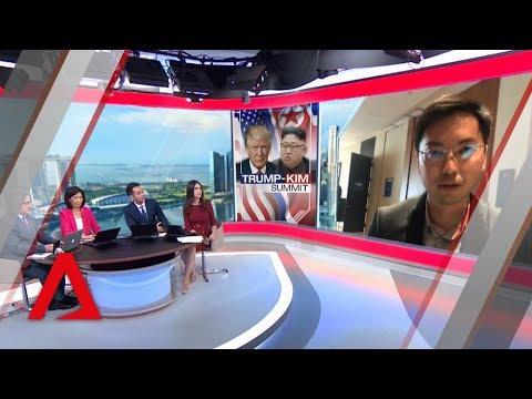 Trump-Kim summit: Live report from inside Capella hotel