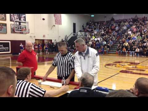 Boyle County Receives Technical Foul For Scorekeeper Error