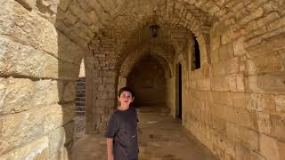 "Walking the Streets of ""Deir el Qamar's"" Old Village"