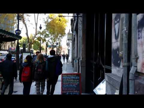 Argentina market place