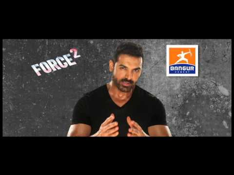 Force 2 and Bangur Cement Marketing Alliance - Cobranded TVC