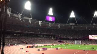 2012 Summer Paralympics-100M