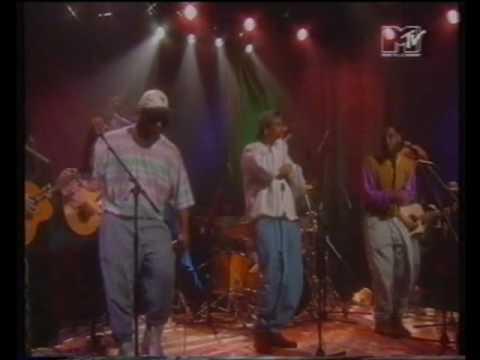 De La Soul - Ring Ring Ring live 1991