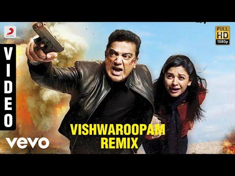 Vishwaroopam - Vishwaroopam Remix Telugu Lyric Video