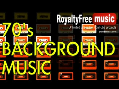 Background Music - Royalty Free - 70's Summer