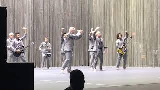 David Byrne I Dance Like This September 29, 2018 Miami, Florida
