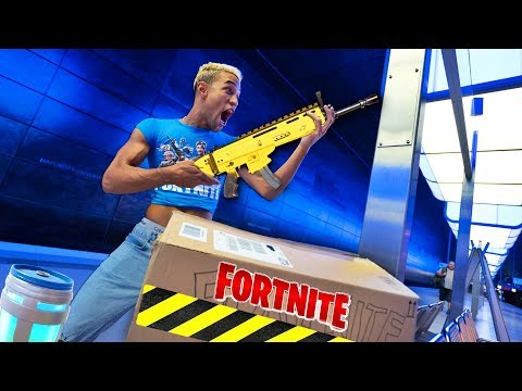 500€ FORTNITE MYSTERY BOX