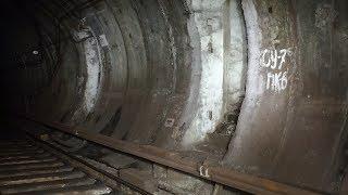 Туалет в Тоннеле! Проник в глубинный Санузел Метро!