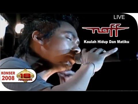 PENONTON NANGIS NAFF Bawain Lagu ini - Kaulah Hidup Dan Matiku (Live Jambi 19 Maret 2008)