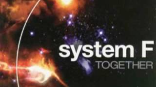 System F ( Ferry Corsten ) - Spread Your Wings