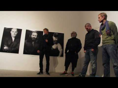Speech by Henrik Sprengel at the Opening of Sven Marquardt's Exhibition on Dec 8th