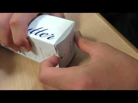 高級なポッキーバトンドール シュガーバター:グリコを買ってみたパッケージと中身はこんな感じでした