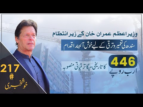 Rs 446 Billion Sindh Package