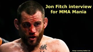 Jon Fitch on Paul Daley, UFC, BitCoin & San Jose