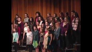 Bay City Western Holiday Choral Concert - Dec.8, 2015