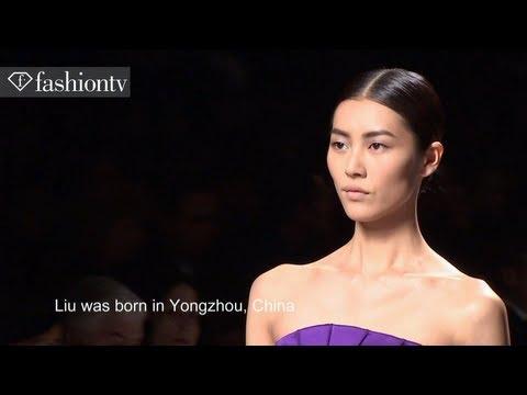 Liu Wen: Top Model at Fashion Week Fall/Winter 2012-13 | FashionTV