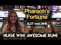 Pharaohs Dream Slot Machine Bonus Big Win