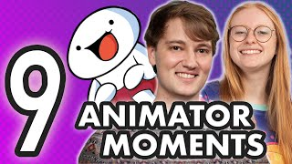 9 Times Animators Made You Smile at VidCon in 2019