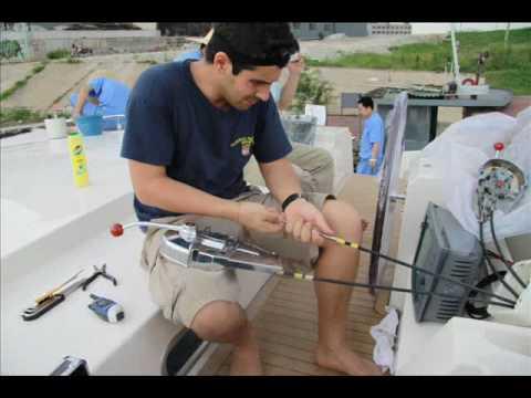 perito nautico yacht design zerbinati davide.wmv - youtube
