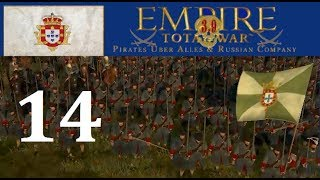ПОРТУГАЛИЯ 14 Empire Total War Pirates Uber Alles max