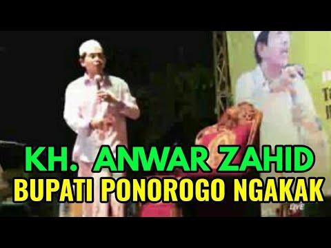 Pengajian Akbar KH ANWAR ZAHID 18 Juli 2017 Juranggandul,  Kadipaten, Ponorogo