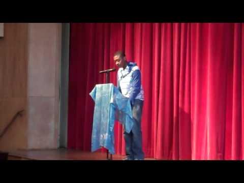 Martin Luther King Jr  Assembly Jan 16, 2015