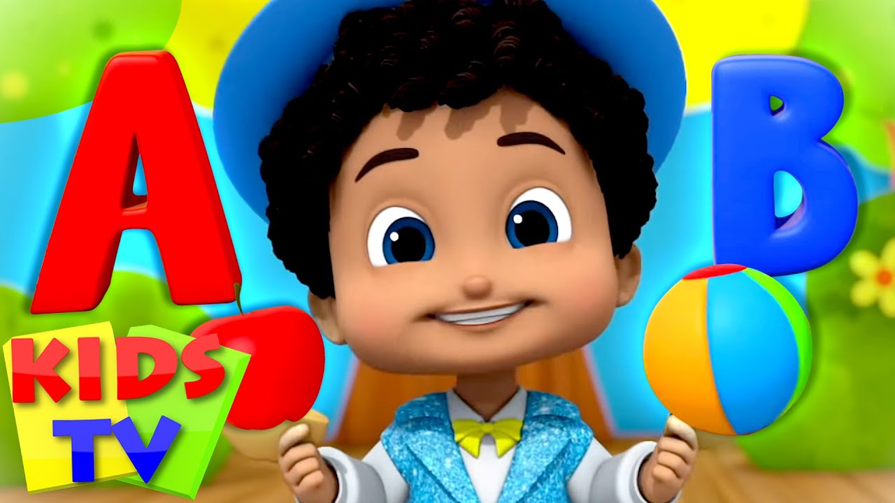 Phonics Song | Learn Alphabets for Kids | Nursery Rhymes & Children's Music | Baby Songs by Kids Tv