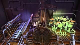 Animusic   Pipe Dream 2 1080p HD