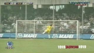 Http://www.1919salernitana1919.com/hd roberto merino commento gigi murante in salernitana - albinoleffe gol da centrocampo 18-04-09 http://www./us...