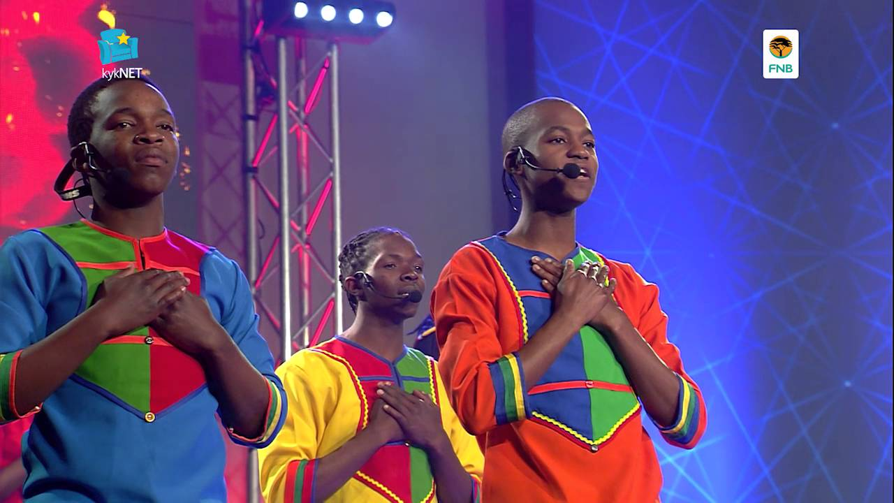 Varsity Sing: Klein Tambotieboom