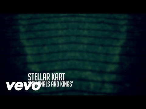 Stellar Kart - Criminals And Kings (Lyric Video)