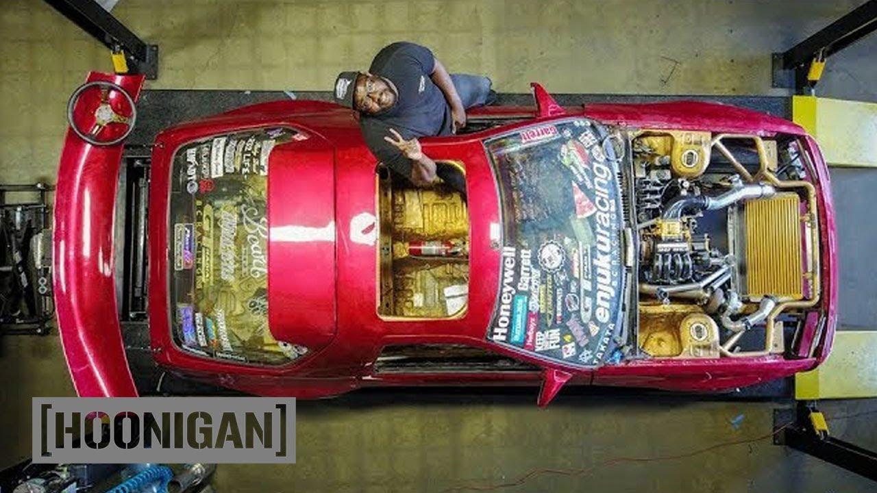 [HOONIGAN] DT 088: Mazda RX7 TwerkStallion Update (Racing Simulator Rebirth)