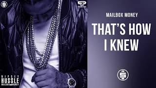 That's How I Knew -  Nipsey Hussle (Mailbox Money)