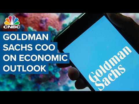 Goldman Sachs COO On Coronavirus Outlook